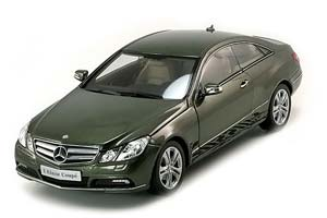 Mercedes C207 E500 Coupe 2010 Gray
