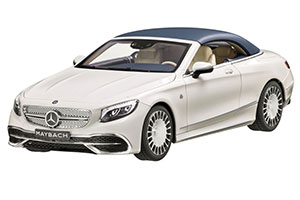 MERCEDES MAYBACH S 650 CABRIOLET 2019 WHITE
