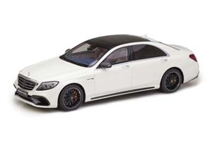 MERCEDES-AMG W222 S63 S-CLASS UPLIFTING 2020 WHITE