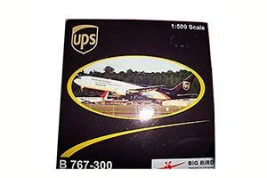 BOEING B767-300 UPS UNITED PARCEL SERVICE