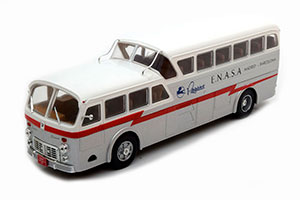 PEGASO Z-403 MONOSCOCCA SPAIN 1951 White/Silver
