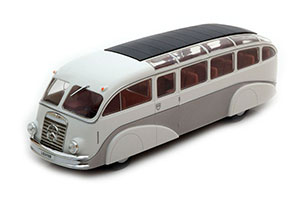MERCEDES LO3100 GERMANY 1936 WHITE/GREY