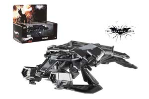 BATMOBILE BATMAN DARK KNIGHT RISES THE BAT PLANE ELITE 2012 BLACK *БЭТМОБИЛЬ