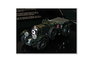 BENTLEY BLOWER 45 LITRE SUPERCHARGED LE MANS #9 GREEN