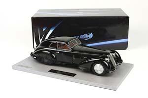 Alfa Romeo 8C 2900 B Lungo Paris Show 1937 Black