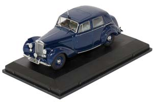BENTLEY MKVI IVO PETERS 1950 BLUE