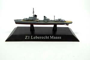 SHIP GERMAN UNDERGROUND MINISTER Z-1 LEBERECHT MAASS 1935 *КОРАБЛЬ
