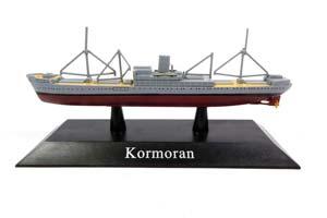 SHIP GERMAN AUXILIARY CRUISER KORMORAN 1939 *КОРАБЛЬ