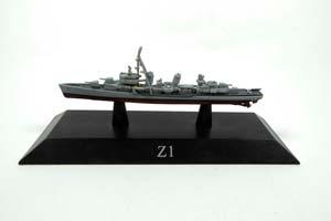 SHIP GERMAN DESTROYER Z1 1959 *КОРАБЛЬ