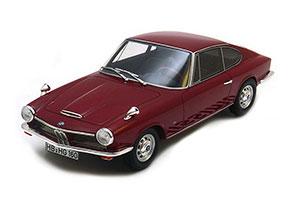 BMW 1600 GT 1968 RED *БМВ БИМЕР БУМЕР