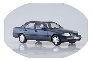 Mercedes C220 W202 Saloon 1995 Dark Blue Metallic Limited Edition 1000 pcs.