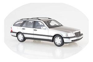 Mercedes S202 C220 Estate 1996 Silver Limited Edition 1000 pcs.
