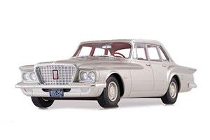 Plymouth Valiant Sedan 1960 Silver Limited Edition 1000 pcs.
