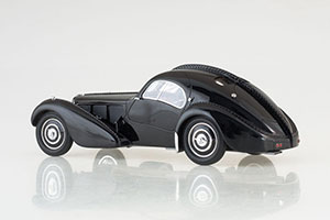 1:18 Bos Bugatti t57 SC ATLANTIC RHD 1938 BLACK