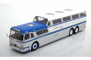 GM PD-4501-GREYHOUND SCENICRUISER 1956 BLUE/WHITE
