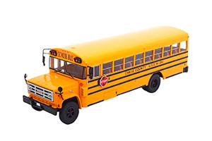 GMC 6000 SCHOOL BUS 1990 YELLOW