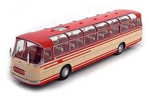 SETRA S14 1966 BEIGE/RED