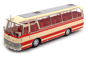 NEOPLAN NH 9L 1964 BEIGE/RED