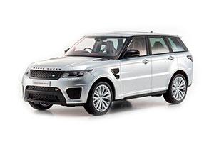 Range Rover Sport SVR 2016 Indus Silver