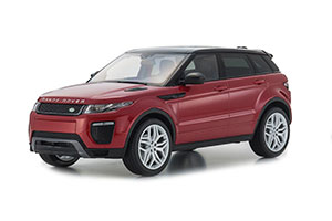 RANGE ROVER EVOQUE HSE DYNAMIC LUX RED