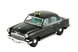 GAZ 21 VOLGA TAXI 1965 BLACK | ГАЗ 21 ВОЛГА ТАКСИ