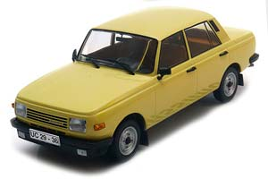 WARTBURG 353S W 1985 GOLD/OLIVE/CREME LIMITED EDITION 600 PCS.
