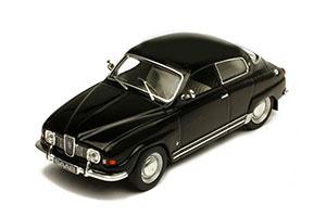 SAAB 96 V4 1969 BLACK