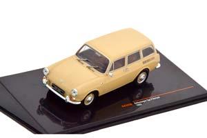 VW VOLKSWAGEN 1500 VARIANT (TYPE 3) 1962 BEIGE