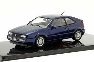 VW VOLKSWAGEN CORRADO G60 1989 METALLIC BLUE