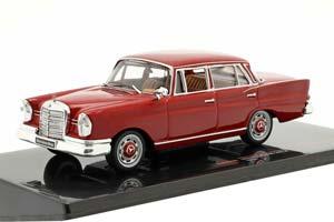 MERCEDES-BENZ 220 SE (W111) 1959 RED