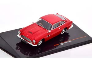 ASTON MARTIN DB4 COUPE 1958 RED