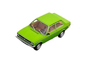 VW VOLKSWAGEN DERBY LS 1977 GREEN