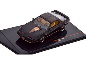 PONTIAC FIREBIRD 1982 BLACK/DECORATED