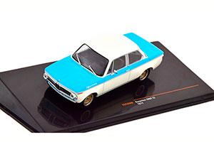 BMW KOEPCHEN 2002 TII 1974 WHITE/BLUE