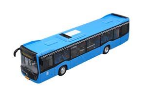 KAMAZ NEFAZ-5299-40-52 MOSCOW (USSR RUSSIA) 2021 BLUE | КАМАЗ НЕФАЗ-5299-40-52 МОСКВА *КАМАЗ КАМСКИЙ АВТОЗАВОД