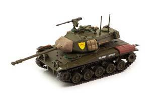 TANK M41A3 WALKER BULLDOG 4TH CAVALRY RGT 25TH INFANTRY DIVISION THAILAND 1962 *ТАНК БТР