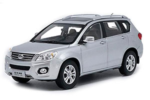 GREAT WALL HOVER H6 2014 SILVER #N/A