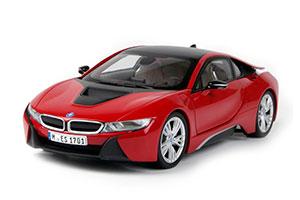 BMW I8 2014 RED