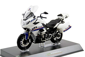 BENELLI BJG00J-A POLICE BIKE 2018 WHITE/BLUE *БЕНЕЛЛИ