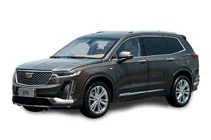 CADILLAC XT6 2020 GOLDEN BROWN