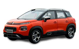 CITROEN C4 AIRCROSS 2020 RED