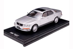 LEXUS LS400 1992 SILVER