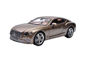 BENTLEY CONTINENTAL GT 2020 BROWN