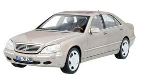 MERCEDES W220 S600 S-CLASS 1998 BEIGE