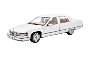 CADILLAC FLEETWOOD 1993-1996 WHITE