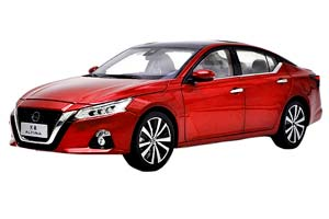 NISSAN ALTIMA 2020 RED