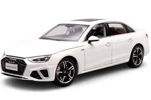 AUDI A4L 2020 WHITE