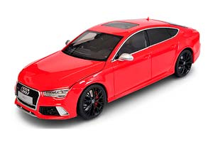 AUDI RS7 UPLIFTING 2018 RED *АУДИ