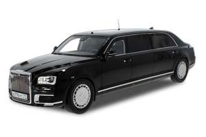 AURUS SENAT LONG BASE VLADIMIR PUTIN GOVERNMENT CAR 2020 BLACK | АУРУС СЕНАТ УДЛИНЕННАЯ БАЗА АВТОМОБИЛЬ ВЛАДИМИРА ПУТИНА *АУРУС