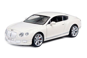 BENTLEY CONTINENTAL GT 2018 WHITE *БЕНТЛЕЙ БЕНТЛИ БЕНТЛЮ